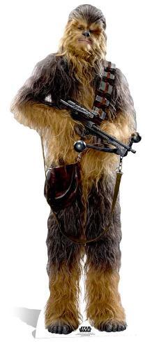 Star Wars Episode VII: The Force Awakens - Chewbacca Cardboard Cutouts