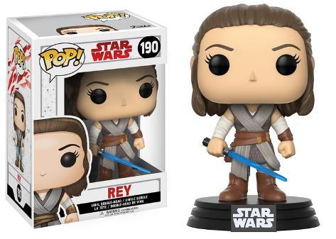 Star Wars: Episode VIII - The Last Jedi - Rey Leksak