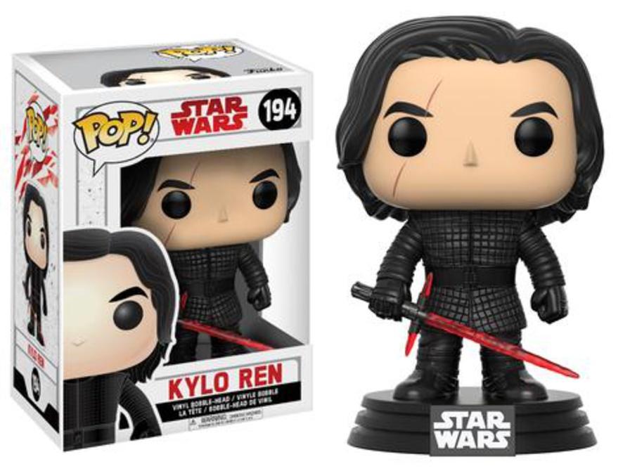 Star Wars: Episodio VIII - Los últimos Jedi - Kylo Ren Juguete en ...