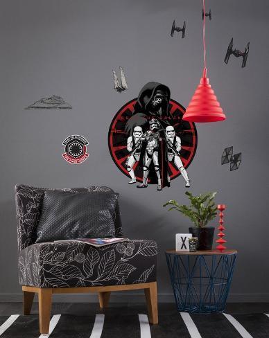 Star Wars - First Order Decalcomania da muro