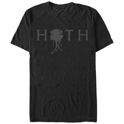 Star Wars- Hoth Viper Droid Logo Camiseta