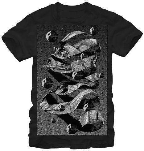 Star Wars- MC Vader Head T-Shirt