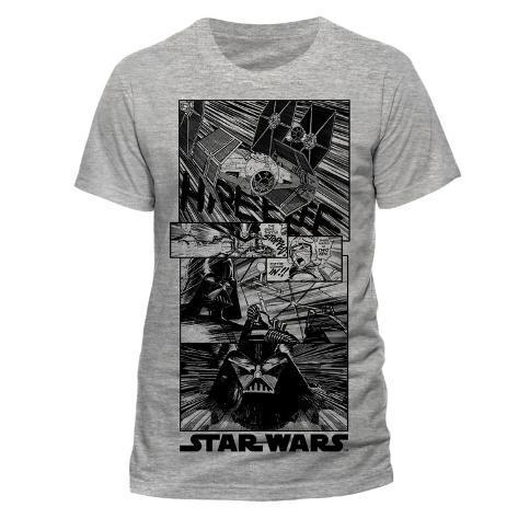 Star Wars - New Hope Manga T-Shirt