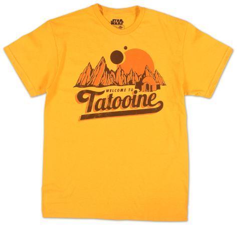 Star Wars - New Tatooine T-Shirt