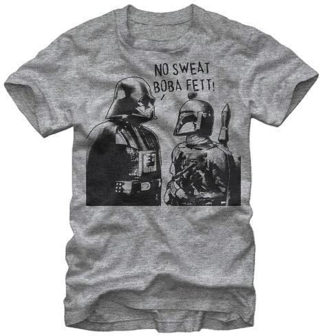 Star Wars- No Sweat Boba T-Shirt