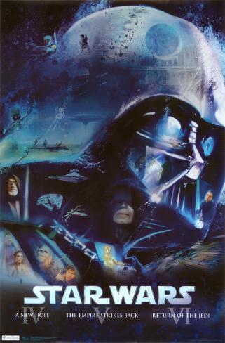 Star Wars - Original Poster
