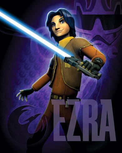 Star Wars Rebels - Ezra Mini Poster
