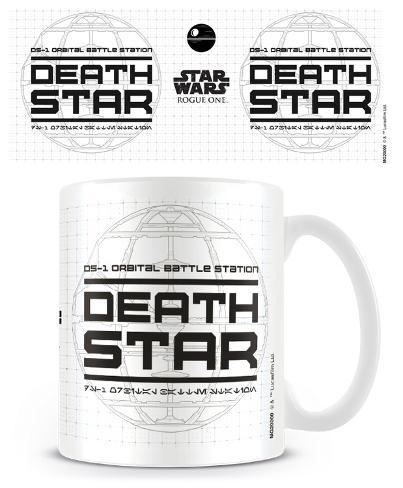 Star Wars Rogue One - Death Star Mug Taza