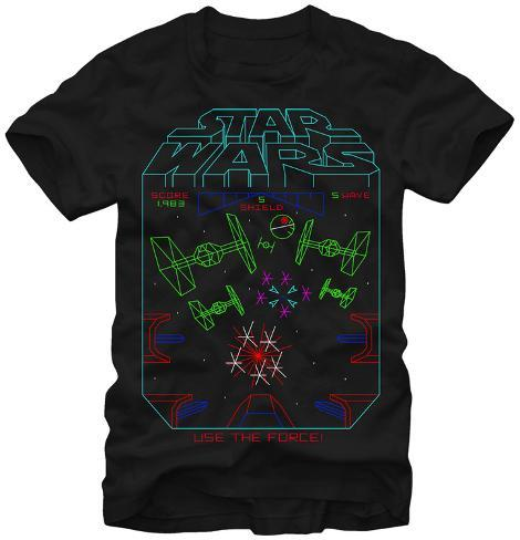 Star Wars- Shoot Em Up Camiseta