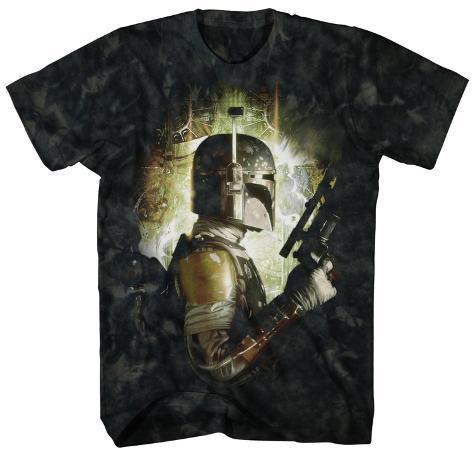 Star Wars - Side Fett T-Shirt