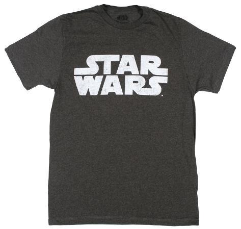 Star Wars - Simplest Logo T-Shirt