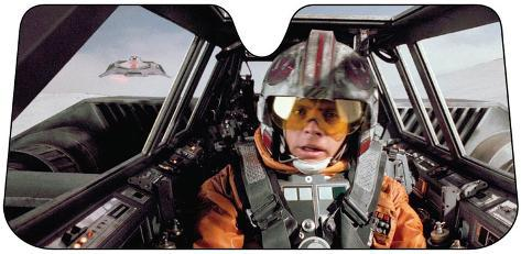 Star Wars - Snow Speeder Car Sunshade Auto Accessories