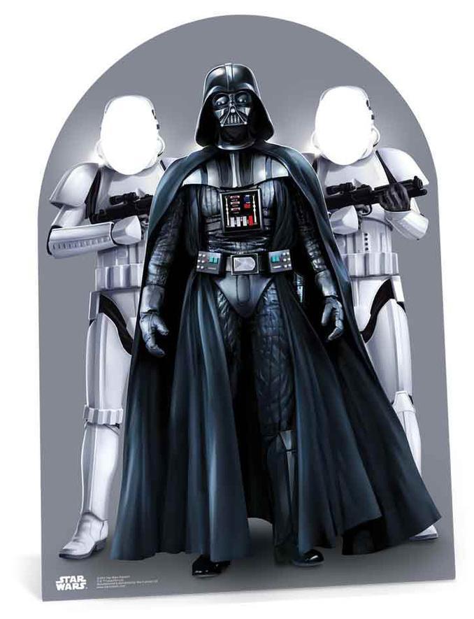 Star Wars Stand In (Child-Sized) Figura de cartón en AllPosters.es