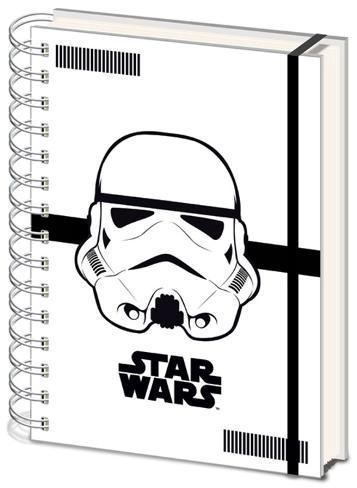 Star Wars - Stormtrooper A5 Notebook Journal