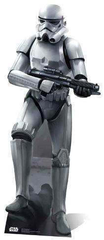 Star Wars - Stormtrooper Battle Pose Sagomedi cartone