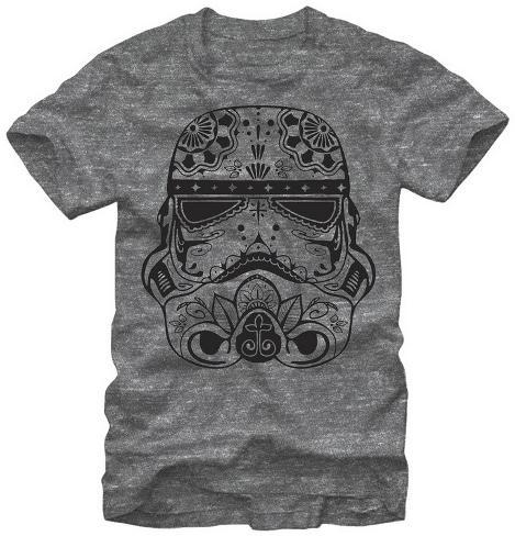 Star Wars- Stormtrooper Head Camiseta
