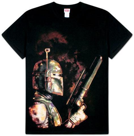 Star Wars - The Bounty Hunter T-Shirt