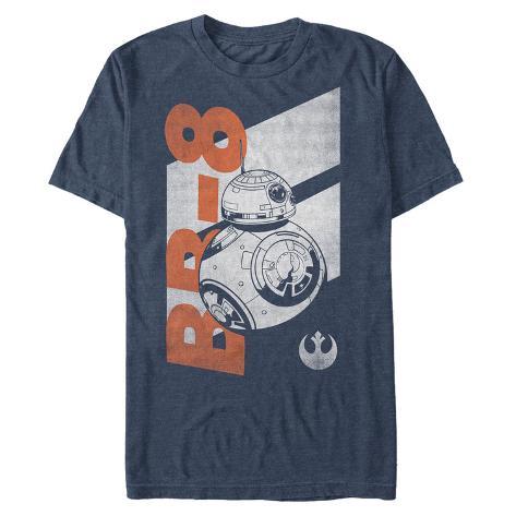 Star Wars The Force Awakens- BB-8 Monochromatic Camiseta