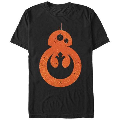 Star Wars The Force Awakens- BB-8 Resistence Symbol Camiseta