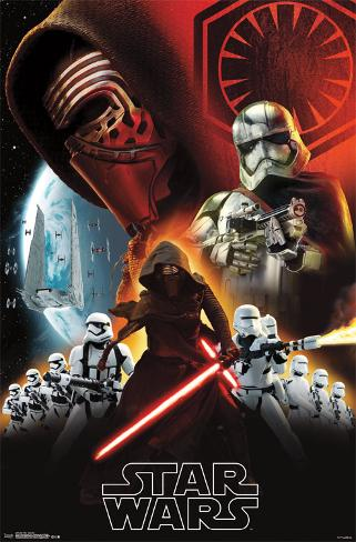 star wars the force awakens dark side posters at allposters com