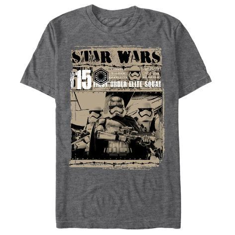 Star Wars The Force Awakens- Elite Squad 15 T-Shirt