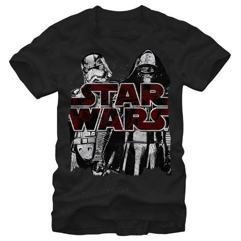 Star Wars The Force Awakens- Evil Commanders Camiseta