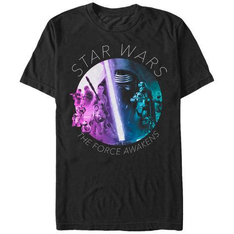 Star Wars: The Force Awakens- Heroes & Villians T-Shirt