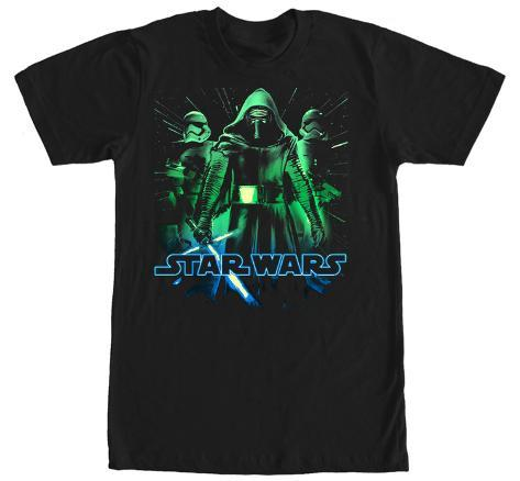 Star Wars The Force Awakens- Hyper Bad Camiseta