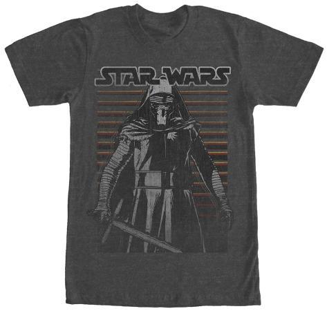 Star Wars The Force Awakens- Kylo Ren Force Tremors T-Shirt