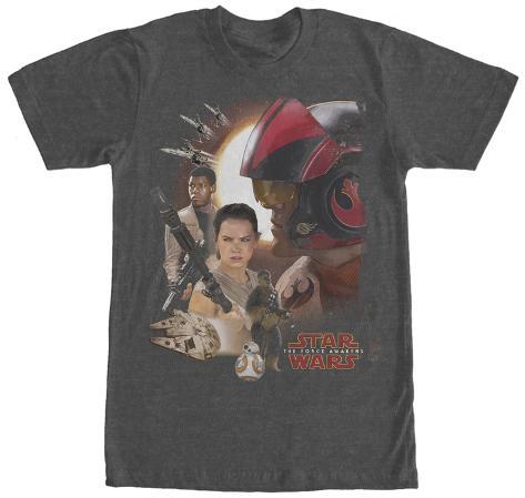 Star Wars The Force Awakens- New Alliances T-Shirt