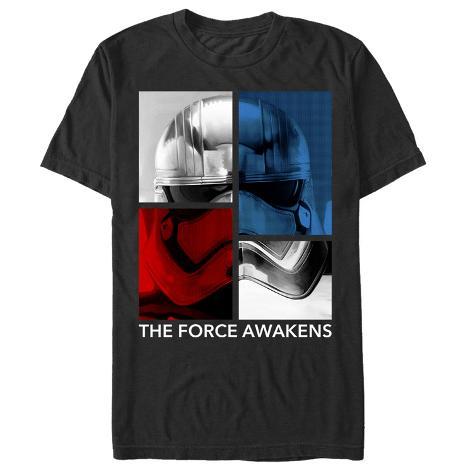 Star Wars The Force Awakens- Phasma Multitone T-Shirt