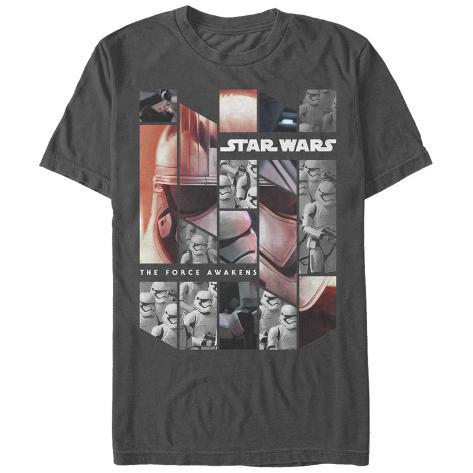 Star Wars The Force Awakens- Phasma's Legion T-Shirt