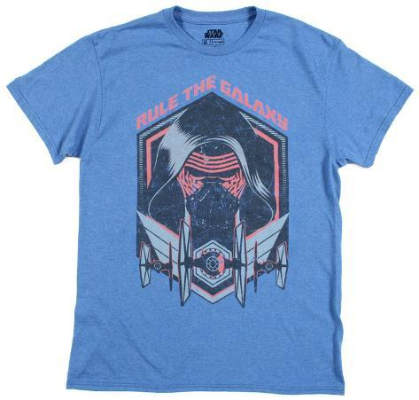 Star Wars The Force Awakens- Total Rule Camiseta