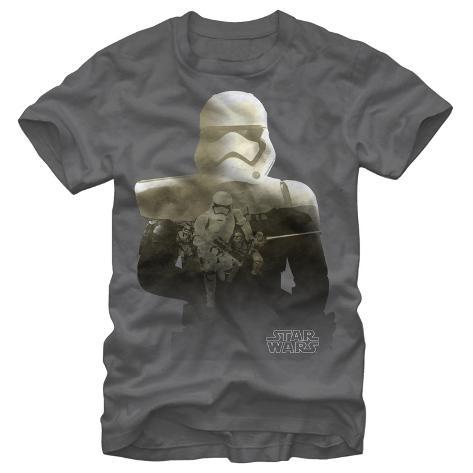 Star Wars The Force Awakens- Troop Exposure T-Shirt