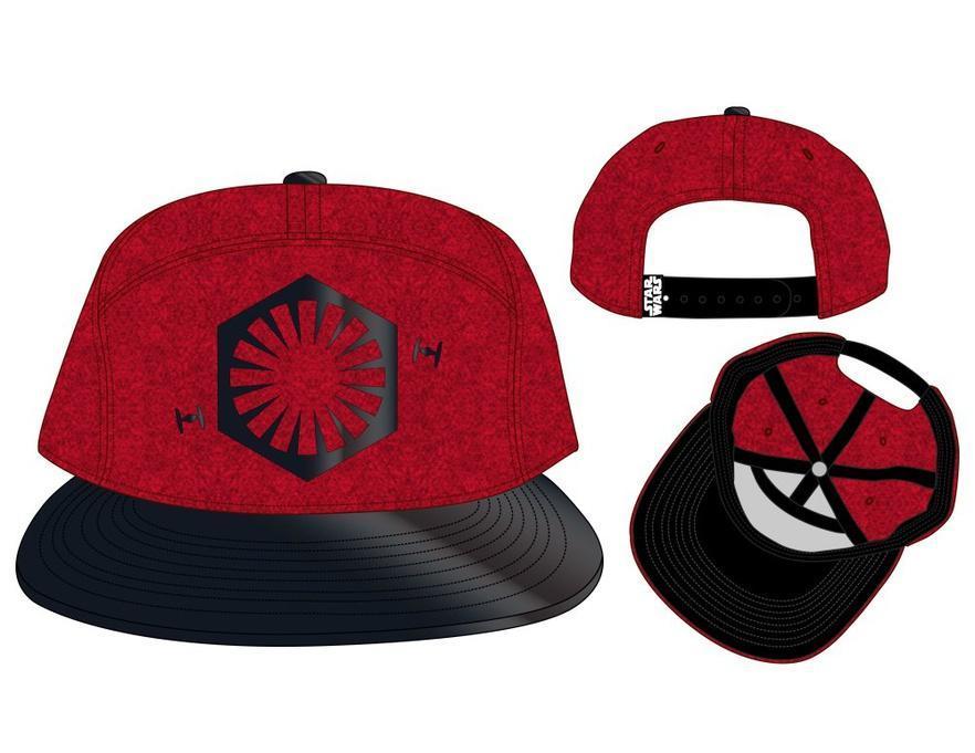45f60b40796 Star Wars  The Last Jedi - First Order Snapback Hat at AllPosters.com