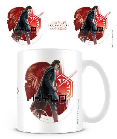 Star Wars: The Last Jedi - Kylo Ren Icons Mug Mug