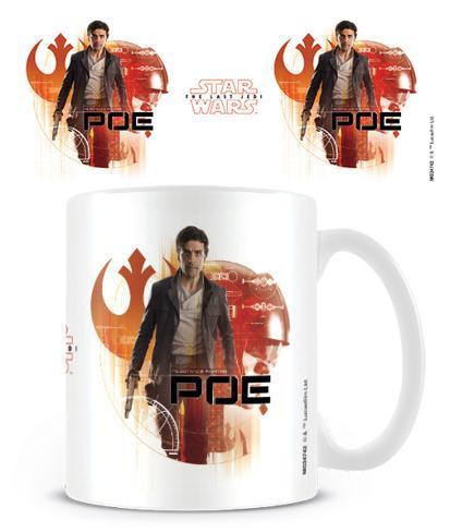 Star Wars: The Last Jedi - Poe Icons Mug Mug