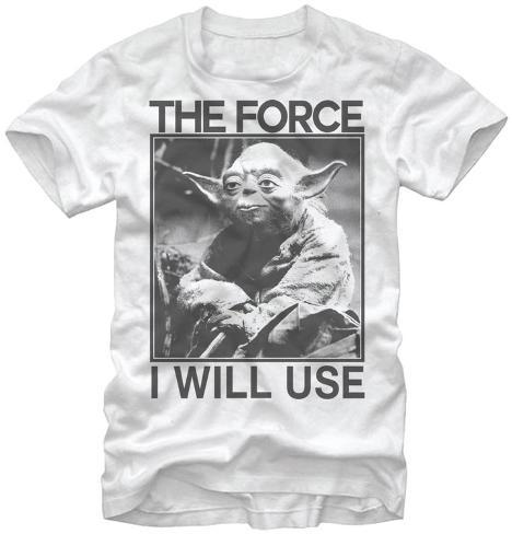 Star Wars-Use On You Camiseta