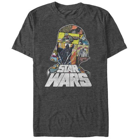 Star Wars- Vader Memories Camiseta