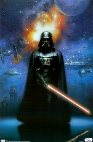 Star Wars - Vader Poster