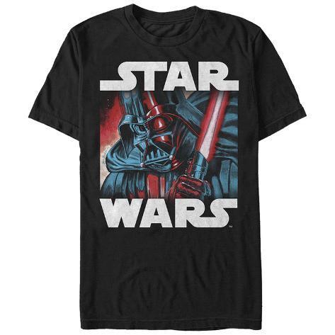 Star Wars- Vengeful Vader T-Shirt
