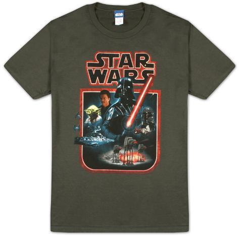 Star Wars - War Star T-Shirt