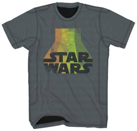 Star Wars - War Stars (poly mesh) T-Shirt