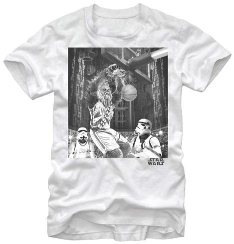 Star Wars- Wookie Dunk Camiseta
