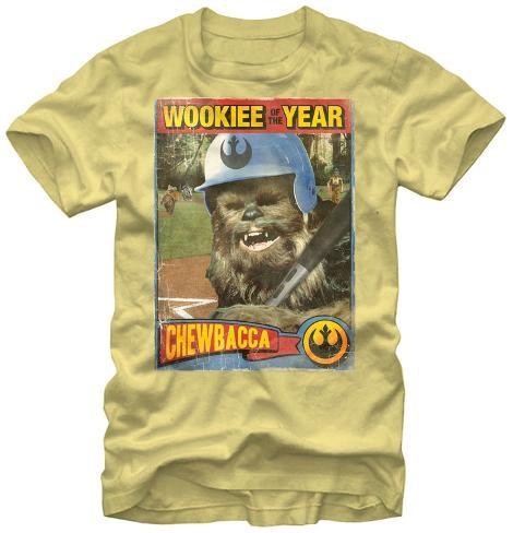 Star Wars - Wookie Rookie (Slim Fit) T-Shirt