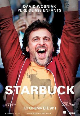 Starbuck Movie Poster Masterprint