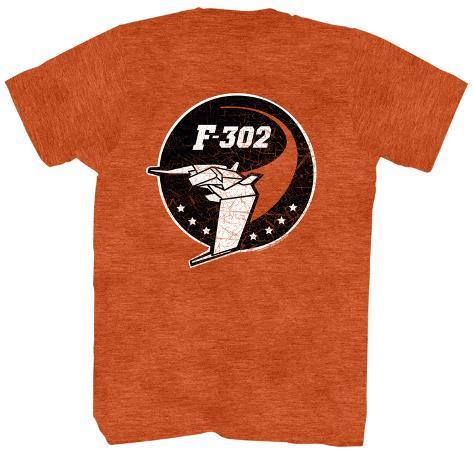 Stargate- F-302 Emblem T-Shirt