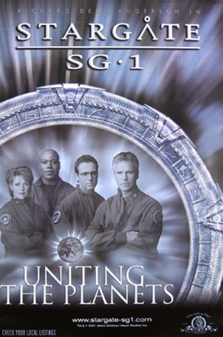 Stargate Sg-1 Original Poster