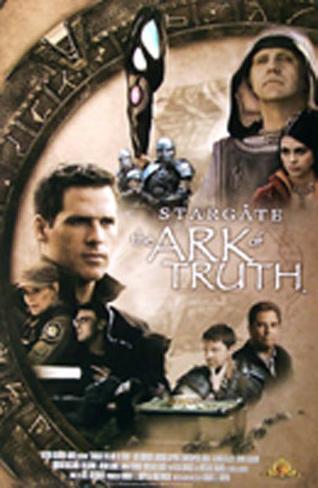 Stargate: The Ark Of Truth Originalposter