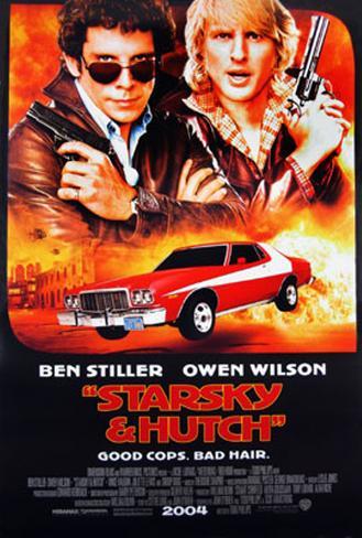 Starsky & Hutch Original Poster